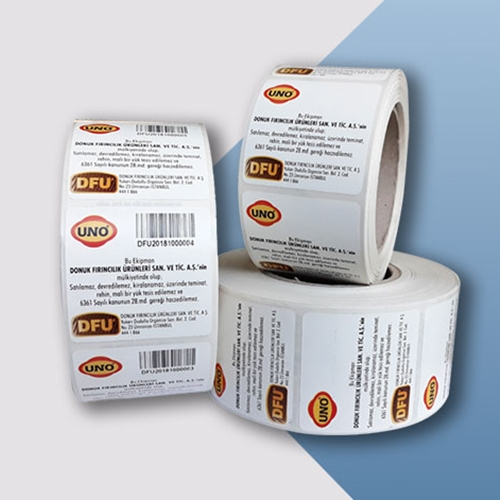 Coated Labels